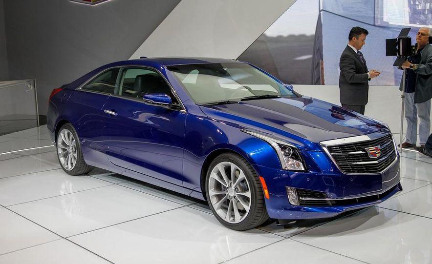 2015 Cadillac ATS coupe - Slide 2