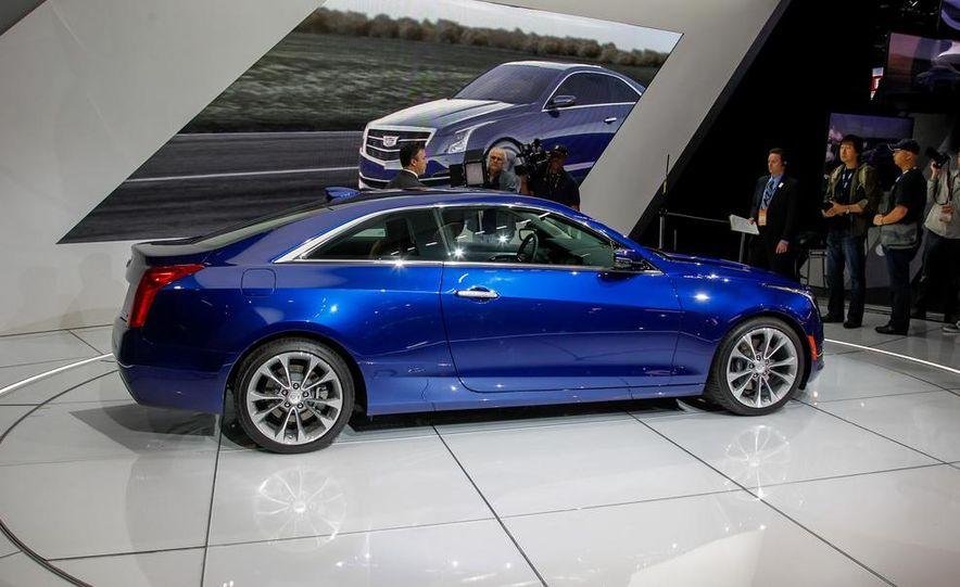 2015 Cadillac ATS coupe - Slide 5