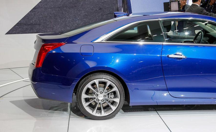 2015 Cadillac ATS coupe - Slide 11