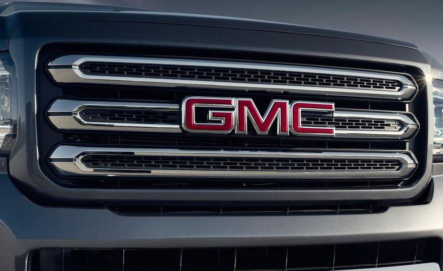2015 GMC Canyon Crew Cab - Slide 27
