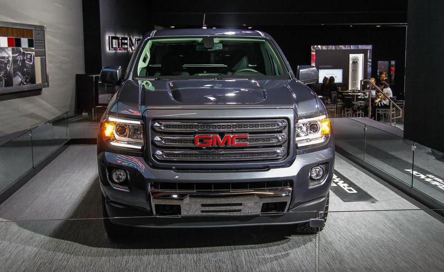 2015 GMC Canyon Crew Cab - Slide 4