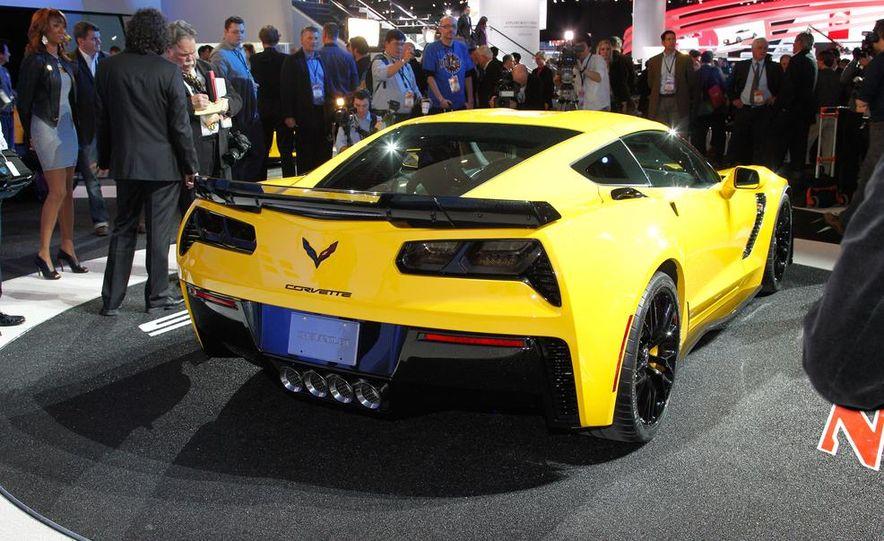 2015 Chevrolet Corvette Z06 - Slide 6