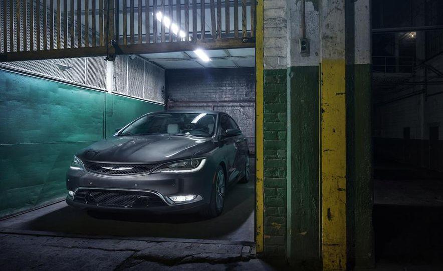 2015 Chrysler 200C - Slide 12