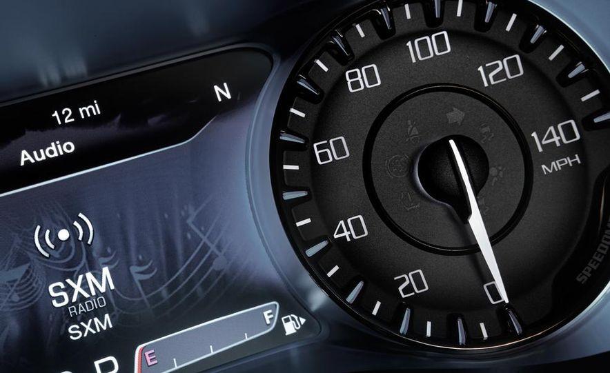 2015 Chrysler 200C - Slide 73