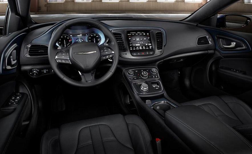 2015 Chrysler 200C - Slide 66