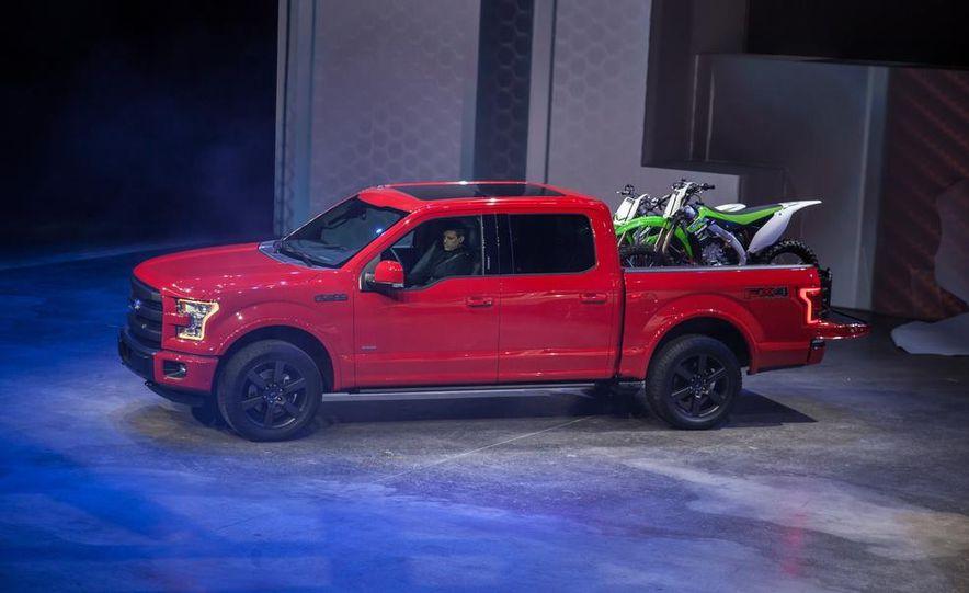 2015 Ford F-150 - Slide 1
