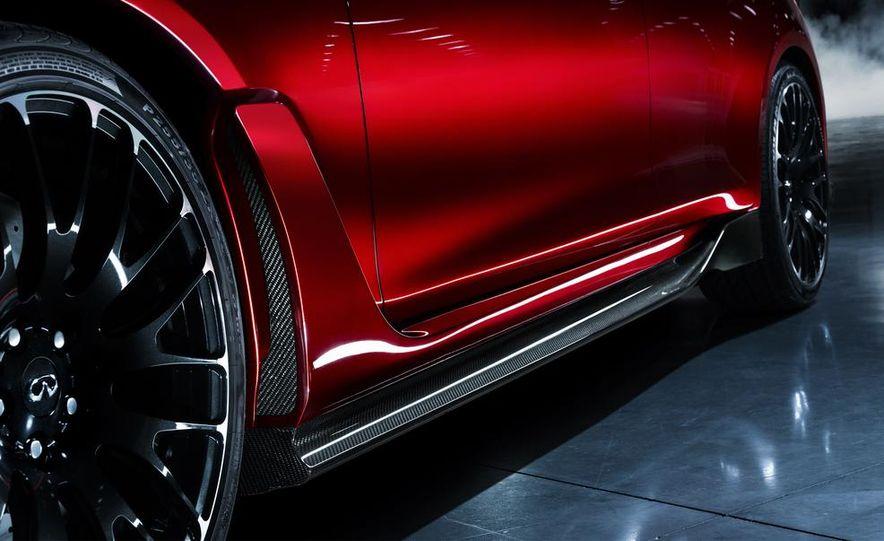 Infiniti Q50 Eau Rouge concept - Slide 31