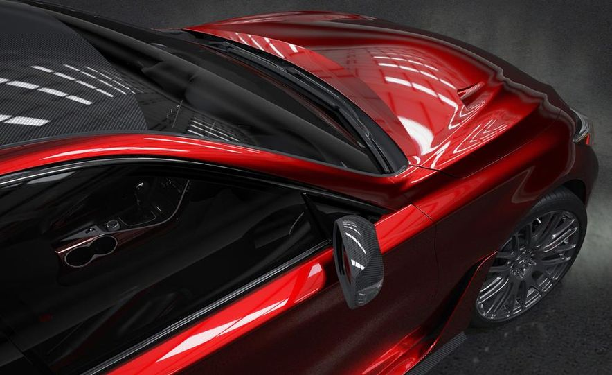 Infiniti Q50 Eau Rouge concept - Slide 33