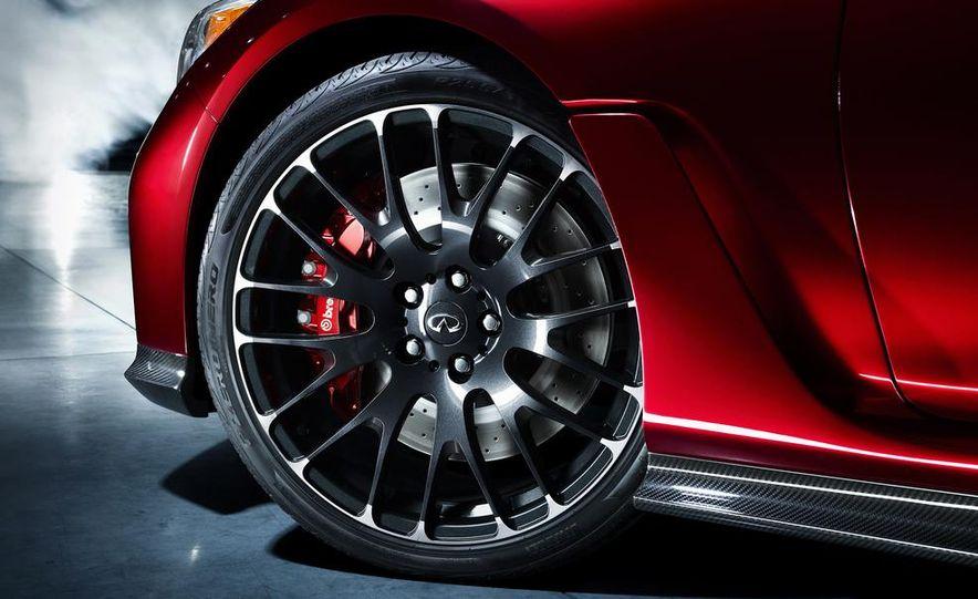 Infiniti Q50 Eau Rouge concept - Slide 34