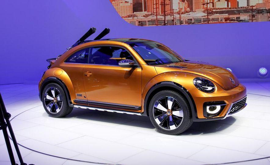 Volkswagen Beetle Dune concept - Slide 1