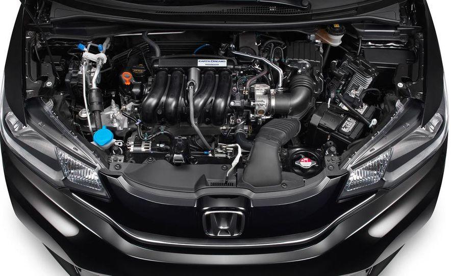 2015 Honda Fit - Slide 31
