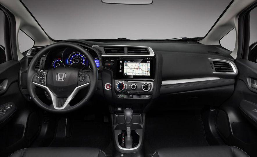 2015 Honda Fit - Slide 29