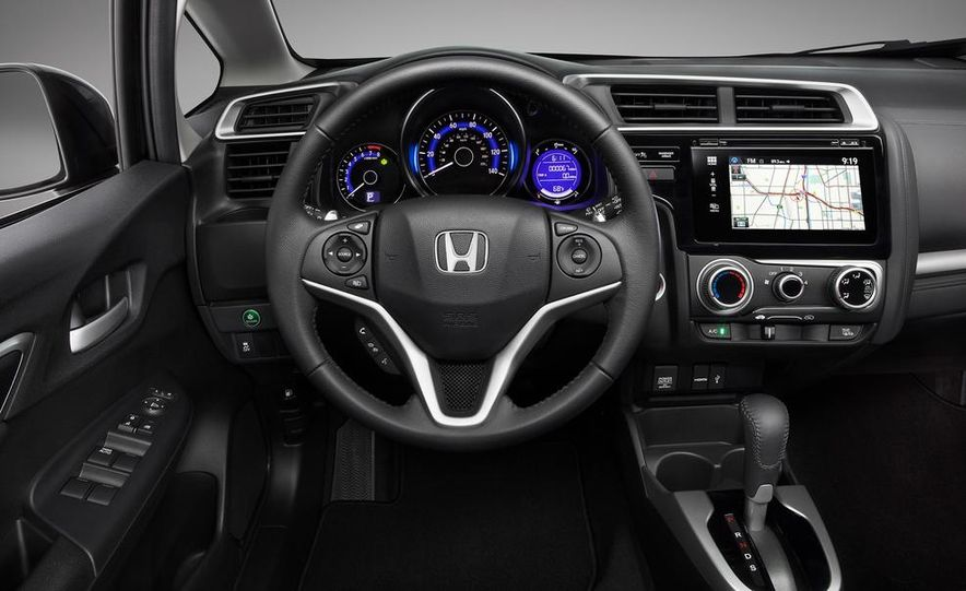 2015 Honda Fit - Slide 30
