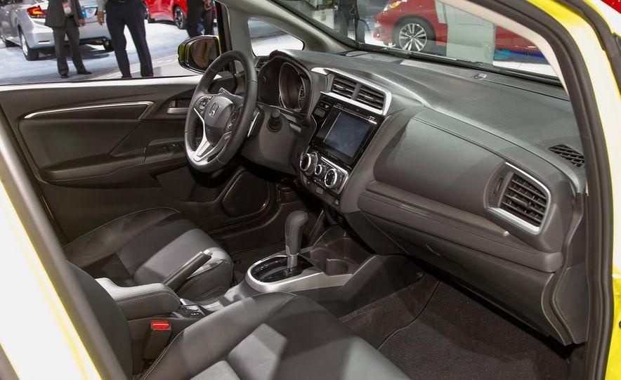 2015 Honda Fit - Slide 13