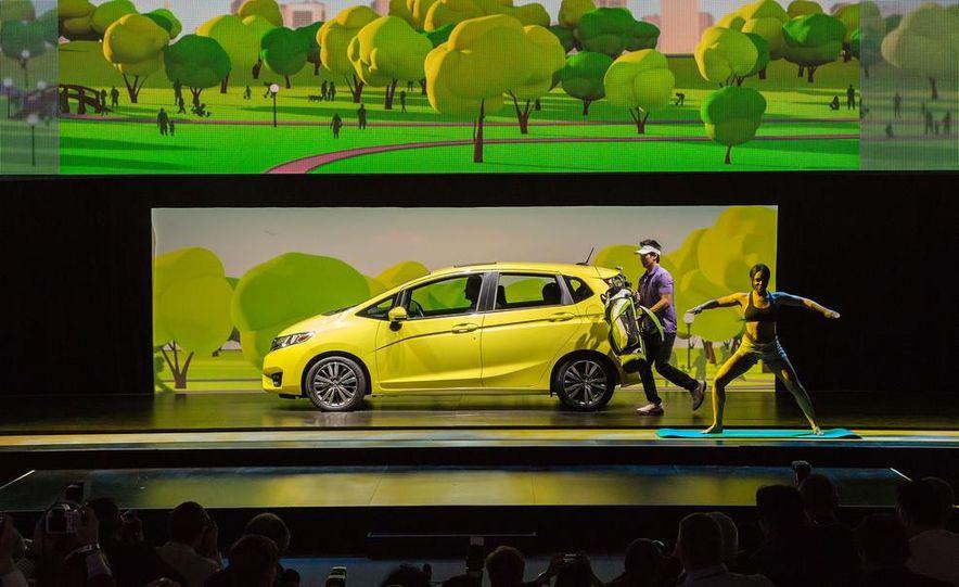 2015 Honda Fit - Slide 15
