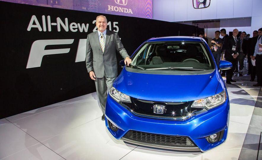 2015 Honda Fit - Slide 23