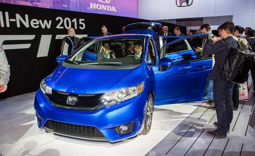 2015 Honda Fit - Slide 24