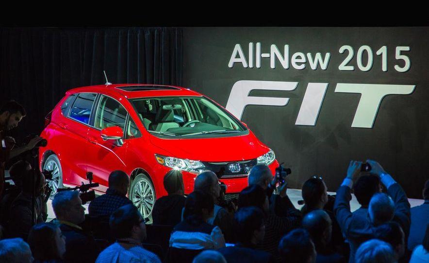 2015 Honda Fit - Slide 25