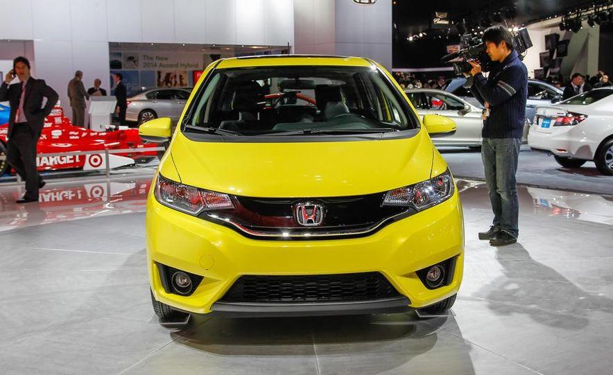 2015 Honda Fit - Slide 2