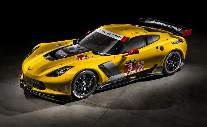 Corvette C7.R race car - Slide 15