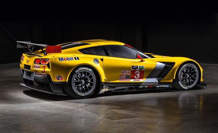 Corvette C7.R race car - Slide 16