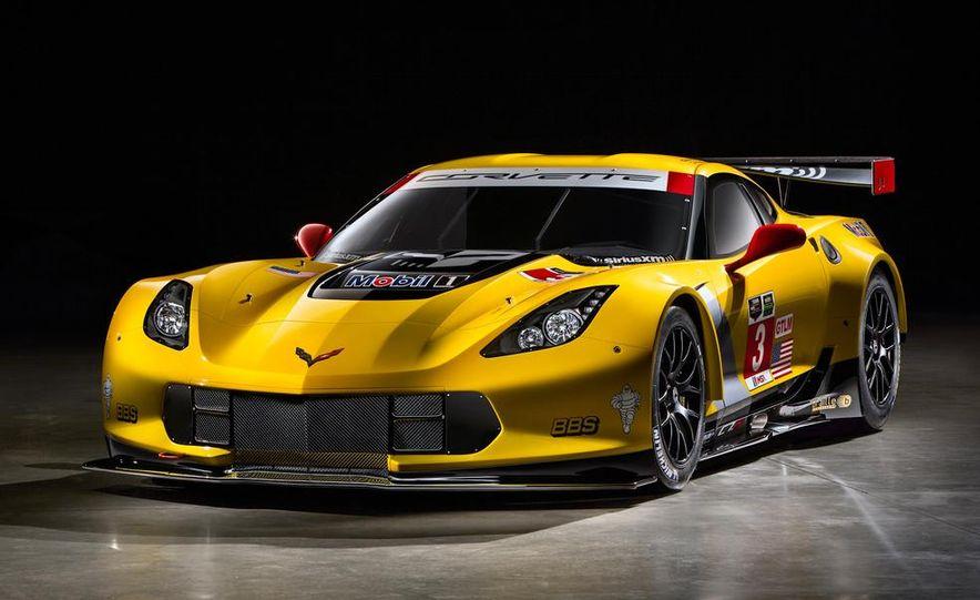 Corvette C7.R race car - Slide 19