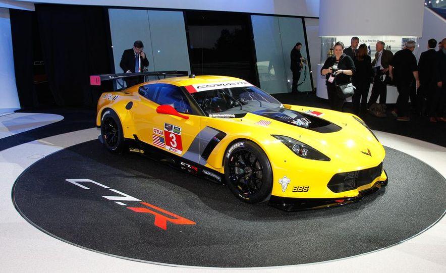 Corvette C7.R race car - Slide 1