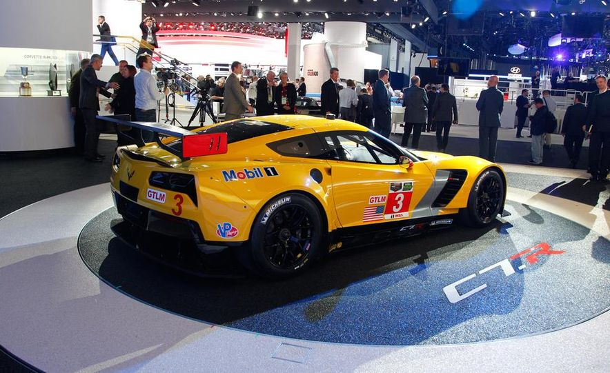 Corvette C7.R race car - Slide 3