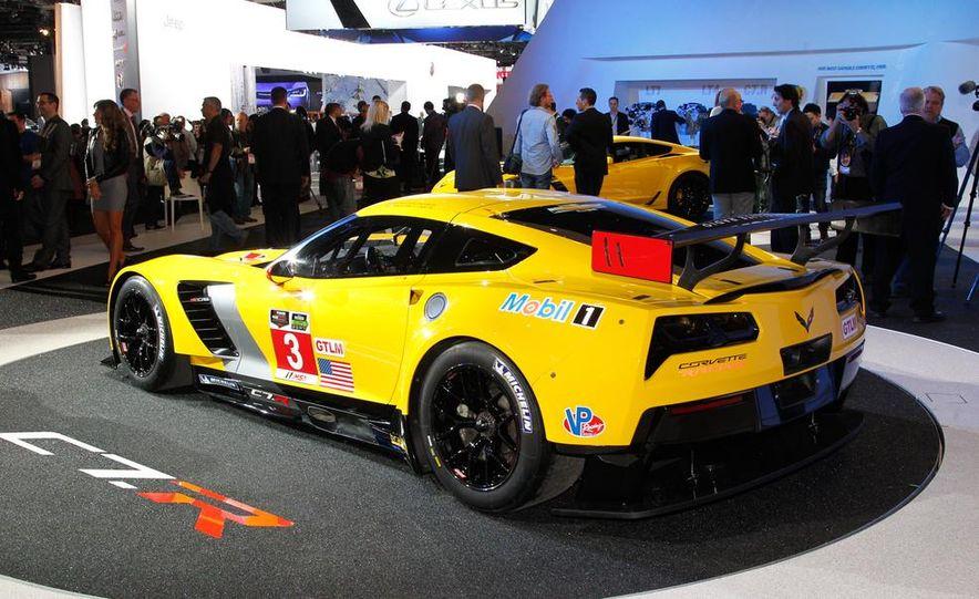 Corvette C7.R race car - Slide 7
