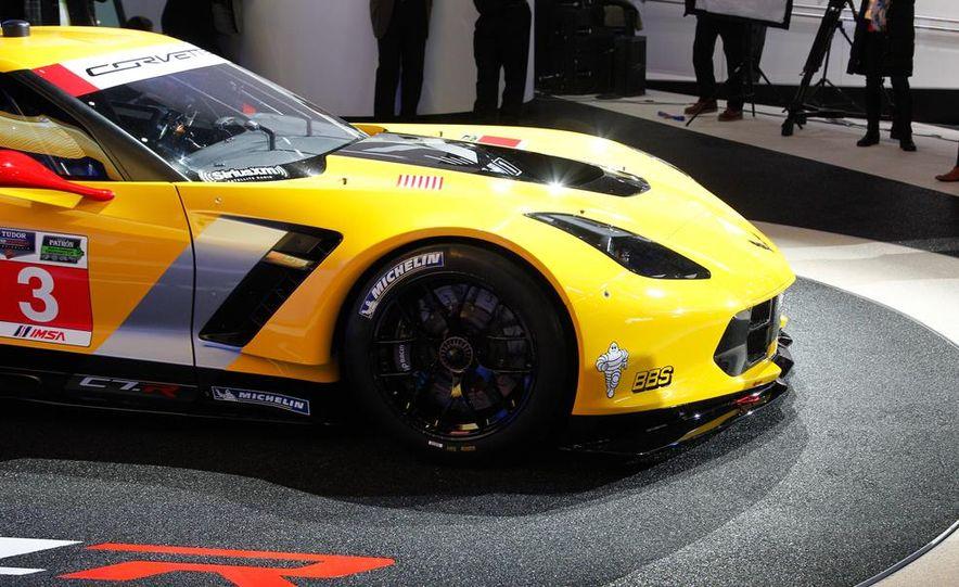 Corvette C7.R race car - Slide 8