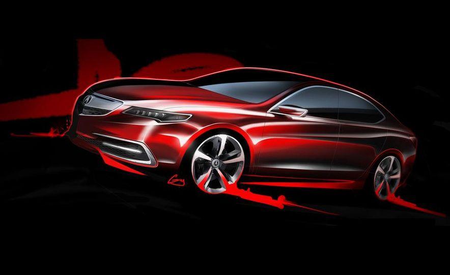 Acura TLX concept - Slide 27