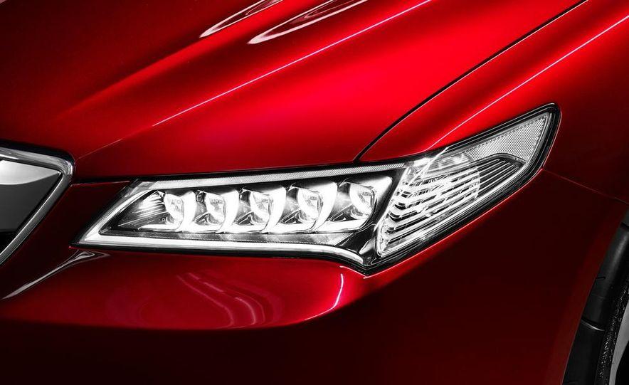 Acura TLX concept - Slide 23