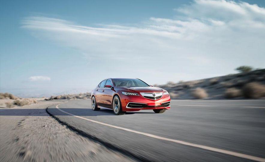Acura TLX concept - Slide 17