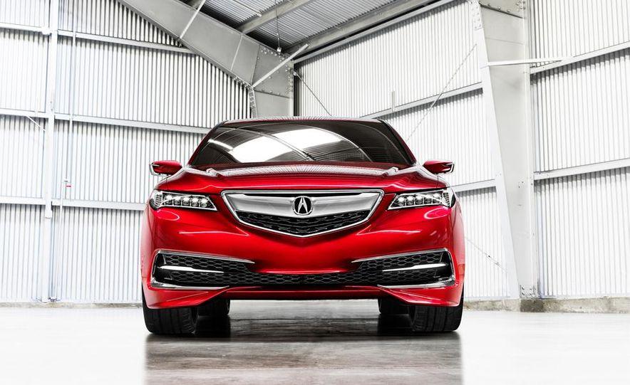 Acura TLX concept - Slide 19