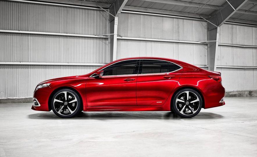 Acura TLX concept - Slide 20