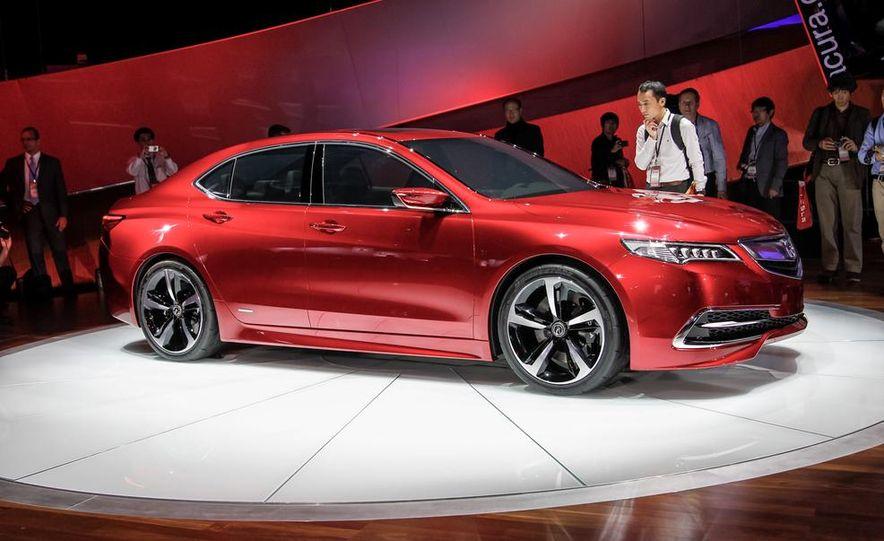 Acura TLX concept - Slide 1