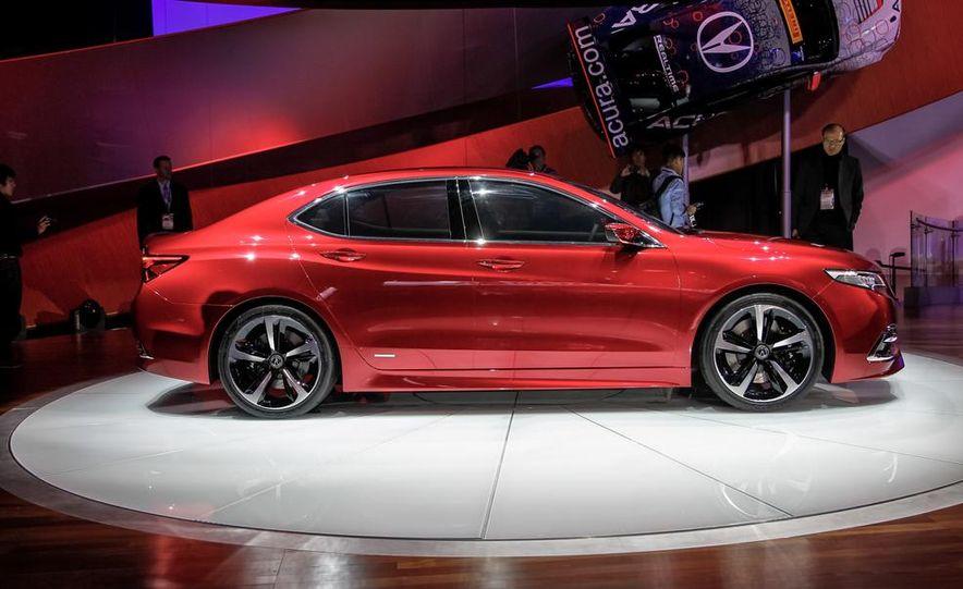 Acura TLX concept - Slide 2
