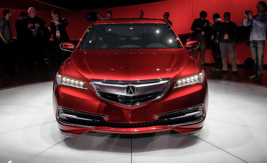 Acura TLX concept - Slide 3