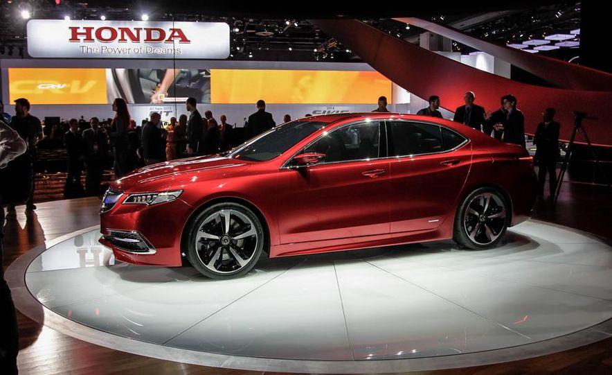 Acura TLX concept - Slide 4