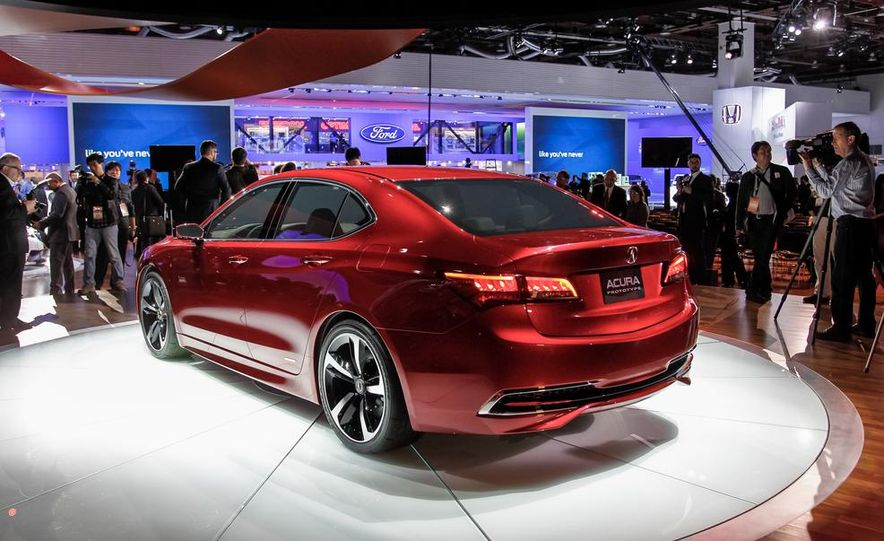 Acura TLX concept - Slide 5