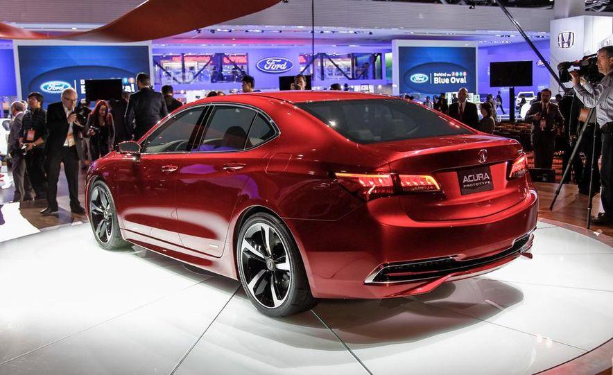 Acura TLX concept - Slide 6