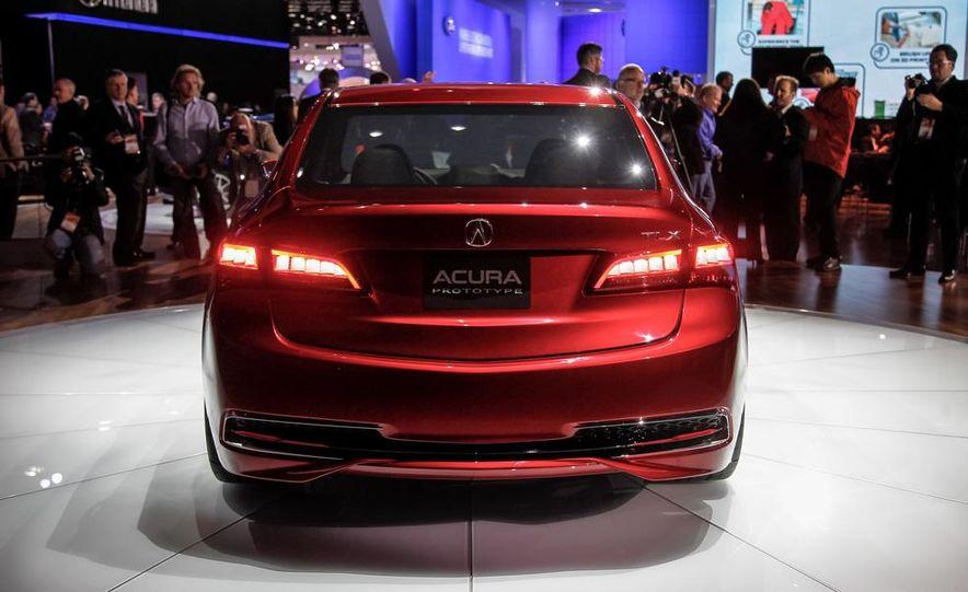 Acura TLX concept - Slide 7
