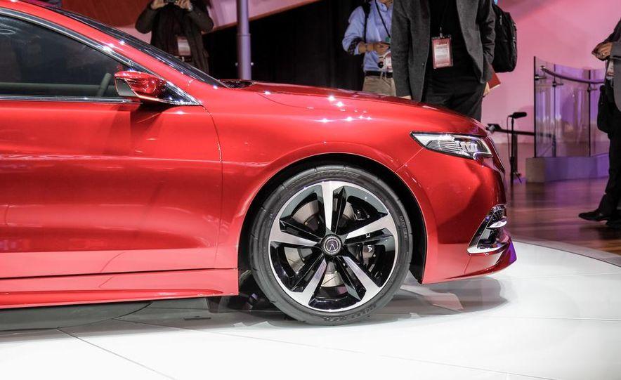 Acura TLX concept - Slide 9