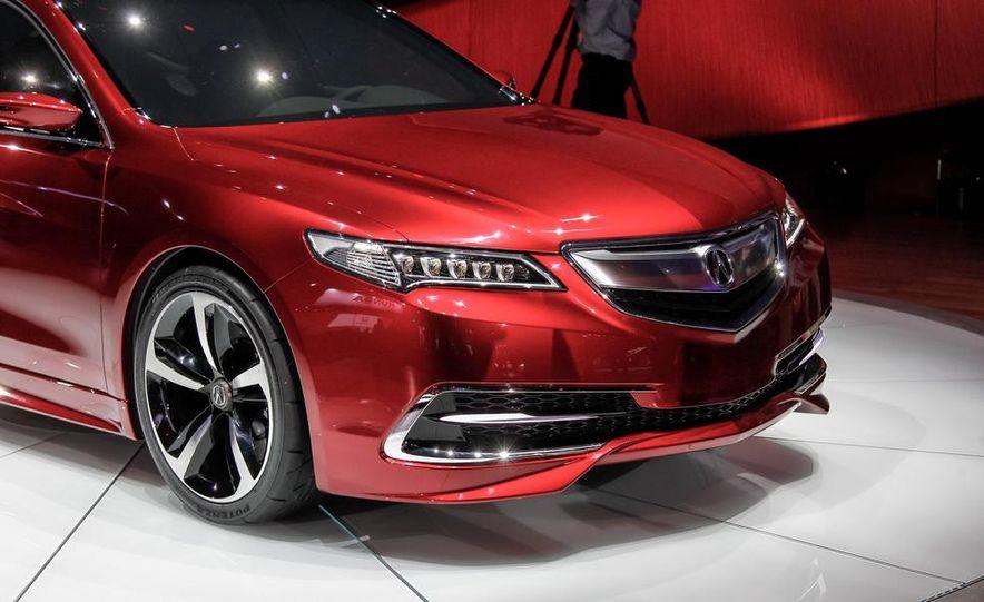 Acura TLX concept - Slide 11