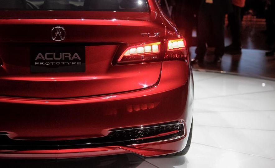 Acura TLX concept - Slide 16