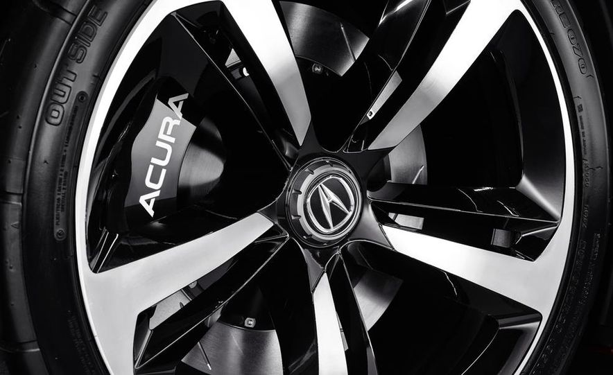 Acura TLX concept - Slide 26