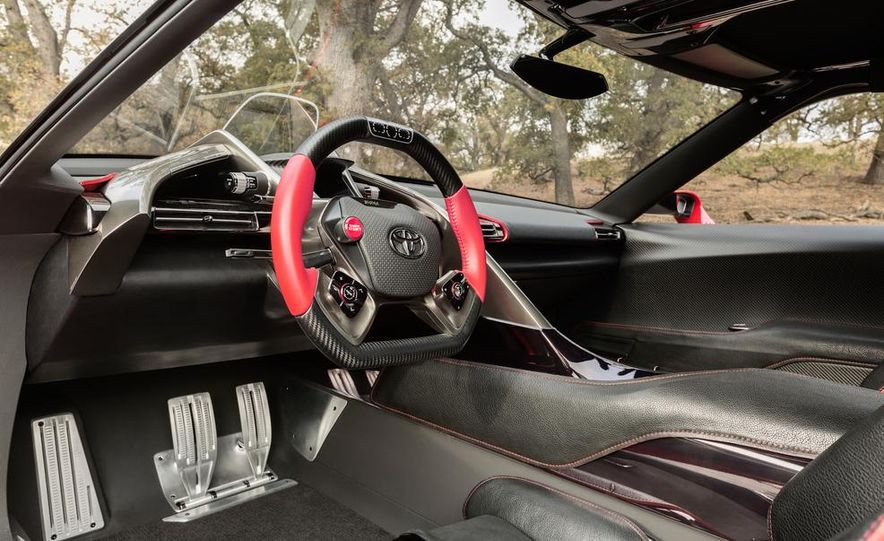 Toyota FT-1 concept - Slide 37
