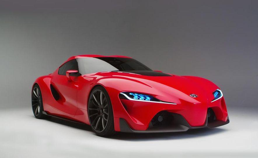 Toyota FT-1 concept - Slide 41