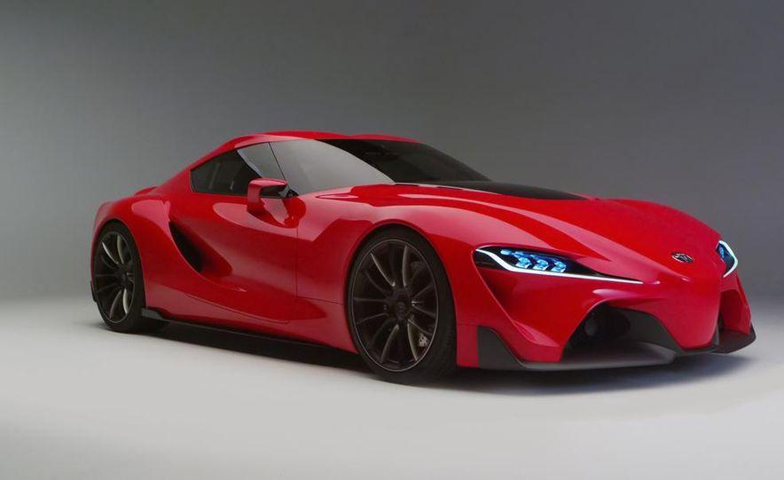 Toyota FT-1 concept - Slide 42