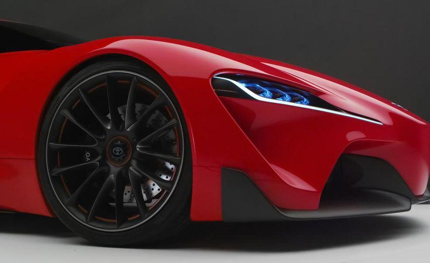 Toyota FT-1 concept - Slide 48
